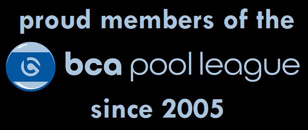 BCA Pool League