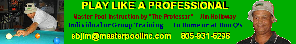 Jim Holloway - Master Pool Inc