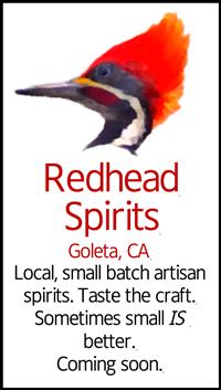 Redhead Spirits...Coming Soon!!